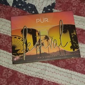 Pur festival palette eye shadow set